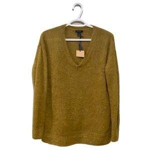 🆕 Halogen Mustard Sweater - Women's Size Small